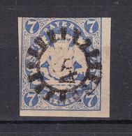 Bayern - 1868 - Michel Nr. 21 GMR - Gestempelt - 30 Euro - Bayern