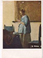 Amsterdam - Rijksmuseum- Jan Vermeer Van Delft - Het Lezende Vrouwtje Femme Lisant Une Lettre - Formato Grande Viaggiata - Unclassified