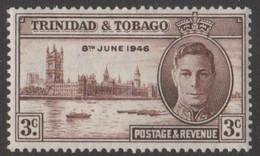 Trinidad & Tobago - #62 -  MLH - Trinidad Y Tobago (1962-...)