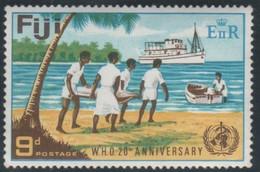 Fiji - #258 - Used - Fiji (1970-...)