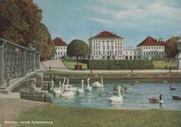 München - Schloss Nymphenburg - 1957 - Muenchen
