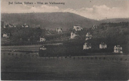 Bad Sachsa - Villen Am Waldsaumweg - 1928 - Bad Sachsa