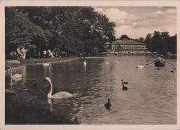 München - Englischer Garten, Seehaus Kleinhesselohe - 1942 - Muenchen