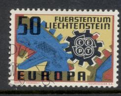 Liechtenstein 1967 Europa CTO - Gebraucht