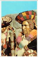 Pérou - Perù - Cuzco - Alcade Indigena En Sacsahuaman - Native Mayor In Sacsahuaman - Peru