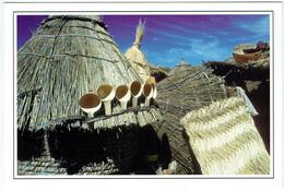 Mali - Koulikoro - Sans Légende - Toitures En Paille - Mali
