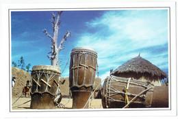 Mali - Koulikoro - Sans Légende - Instruments De Musique - Mali