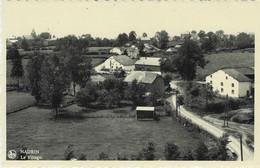 HOUFFALIZE - NADRIN : Le Village - Houffalize