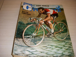 MIROIR Du CYCLISME 113 05.1969 PARIS ROUBAIX 1er GODEFROOT PALMARES CLASSIQUES - Sport