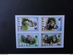 Aruba 1994  PROOF  WWF  Birds RRR - Other