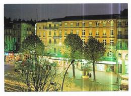Toulouse Vue Nocturne De La Place Esquirol - Toulouse