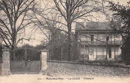 45  MALESHERBES LE CHALET VILLETARD   57-0730 - Malesherbes