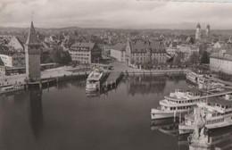 Hafen In Lindau Im Bodensee - Ca. 1955 - Lindau A. Bodensee