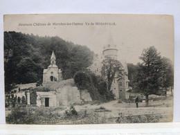 Marche Les Dames. Nouveau Château. Vue De Mosanville - Namur