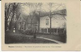 14 - 1046  -  BAYEUX  - Manufacture De Porcelaine - Cour Interieure - Bayeux
