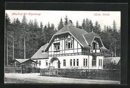 AK Elgersburg, Gasthaus Mönchhof - Elgersburg