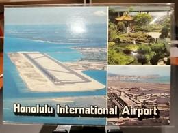 USA HAWAI AIRPORT HONOLULU - Aerodromi