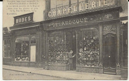 14 - 1025  -  BAYEUX  - Chapellerie Delaroque - Bayeux