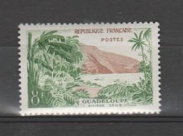 """FRANCE / 1957 / Y&T N° 1125 **: """"Touristique"""" (Rivière Sens - Guadeloupe) X 1 - Unused Stamps"""