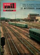 Mulhouse Centre Ferroviaire La Vie Du Rail 1952 - Trains