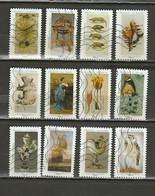 FRANCE 2020 Oblitéré : Cabinet De Curiosités - Adhesive Stamps