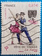 France 2014 : Fête Du Timbre, Danse N° 4904 Oblitéré - Usati