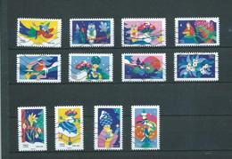France 2020 Oblitéré : Edition Noël Spectaculaire - Adhesive Stamps