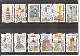 FRANCE 2020 Oblitéré : Repères De Nos Côtes - Adhesive Stamps