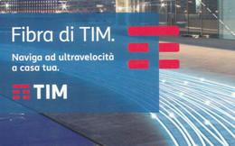 SCHEDA TELEFONICA NUOVA FIBRA DI TIM 31-12-2018 5E - Public Ordinary