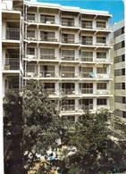 TORREMNOS HOTEL EL VELERO CARTOLINA PER BELGIO - Hotels & Restaurants