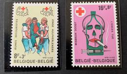 1979 - Het Belgische Rode Kruis - Postfris/Mint - Unused Stamps