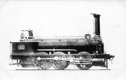 ¤¤   -  Carte-Photo D'une Locomotive Ancienne   -  Chemin De Fer Du P.L.M.  N° 1736      -  ¤¤ - Equipment