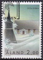ALAND 1995 Mi-Nr. 106 O Used - Aus Abo - Aland