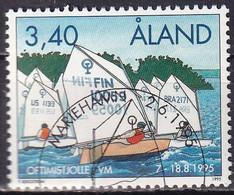 ALAND 1995 Mi-Nr. 104 O Used - Aus Abo - Aland