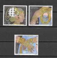Somalia 1997 Jewelry - Arab Goldsmith Art MNH - Other