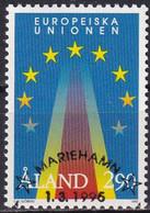 ALAND 1995 Mi-Nr. 99 O Used - Aus Abo - Aland