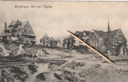 Duinbergen: Vue Sur L'Eglise - Knokke