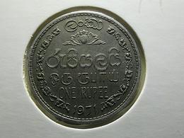 Sri Lanka 1 Rupee 1971 - Sri Lanka