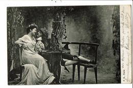 CPA Carte Postale -France Fantaisie Un Couple L'homme Déclare Son Amour -1906 VM29904 - Couples