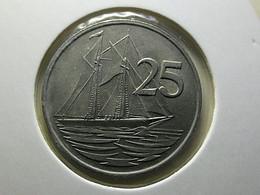 Cayman Islands 25 Cents 1982 - Cayman Islands