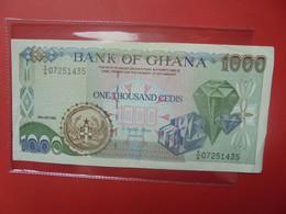 GHANA 1000 CEDIS 1993 Circuler - Ghana