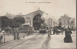 NANTES - LA GARE D ORLEANS - Nantes