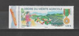 FRANCE / 2021 / Y&T N° 5475 ** : Ordre Du Mérite Agricole X 1 BdF G - Neufs