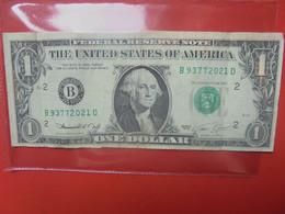 U.S.A 1$ 1974 Circuler - Federal Reserve Notes (1928-...)