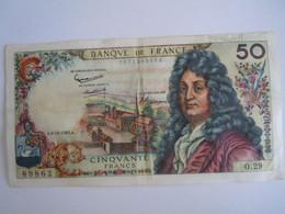 France Racine 50 Francs 6-12-1962 O.29 - 50 F 1962-1976 ''Racine''