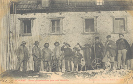 K13 - 09 - BONABÉ - Ariège - Rusos Preparandose Para Una Maniobra - Other Municipalities
