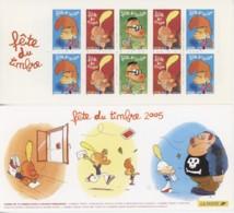 BC 3751a  Y.T. Carnet France Neuf** Titeuf Fête Du Timbre 2005 - Dag Van De Postzegel