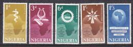 B0758 - NIGERIA Yv N°119/23 ** - Nigeria (1961-...)