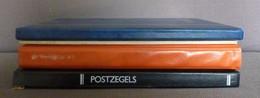 Bundespost/Deutsche Bundespost/West Duitsland/Germany/Berlin/Berlijn In 3 Stockbooks Used/gebruikt/oblitere - Collections (with Albums)