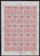 Belgie   .   OBP   .  F106  (2 Scans)     .   Postfris  .   /   .   Neuf Avec Gomme Et SANS Charnière - 1910-1911 Caritas